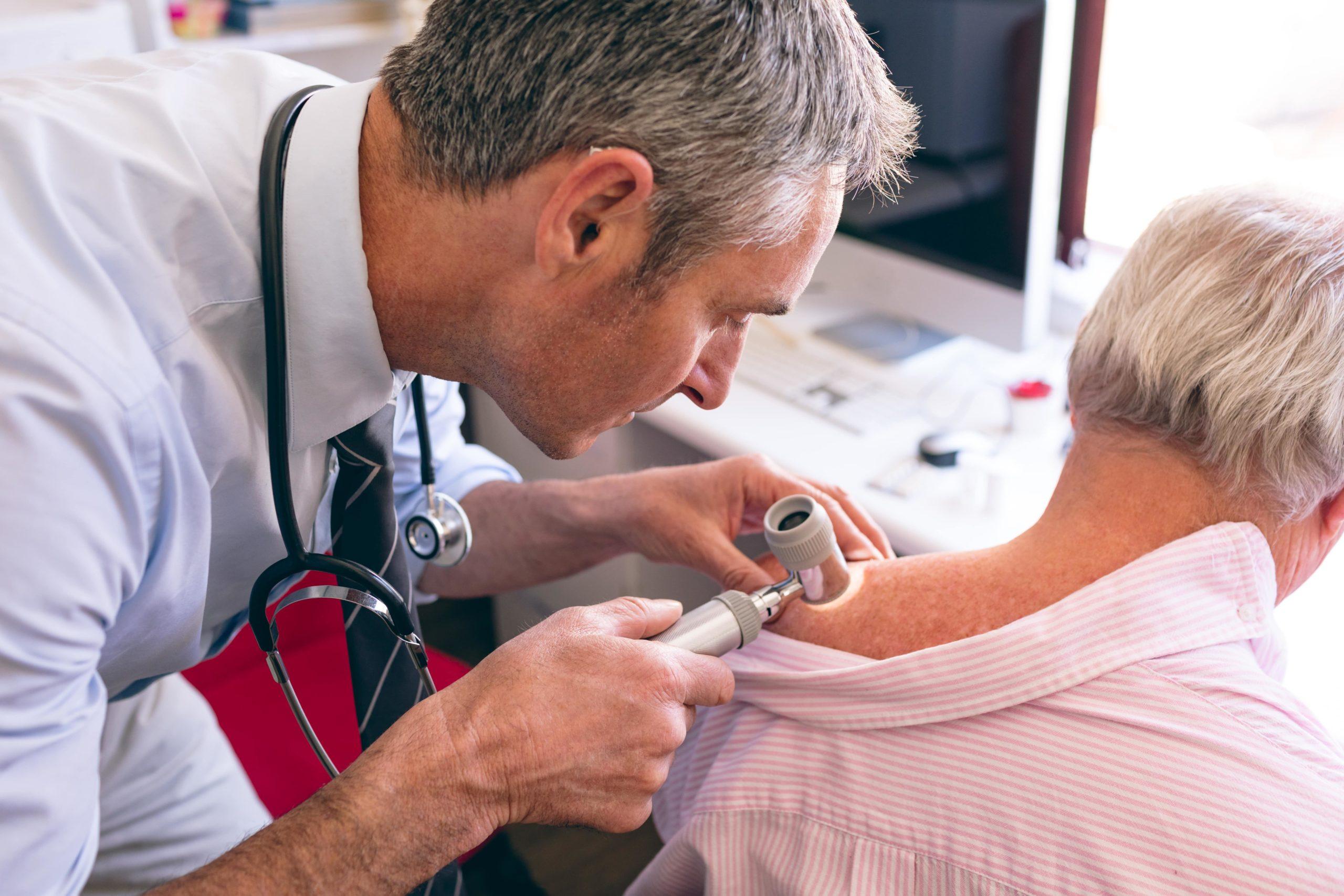 eczema male dermatologist